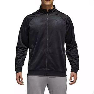 Adidas Essentials Camo Zip Track Jacket XL